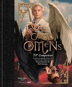 [Nice & Accurate Good Omens TV Companion (Hardcover) (Product Image)]