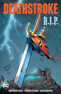 [Deathstroke: RIP (Product Image)]