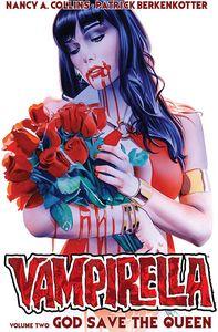 [New Vampirella: Volume 2: God Save The Queen (Product Image)]