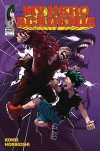 [My Hero Academia: Volume 9 (Product Image)]