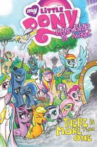 [My Little Pony: Friendship Is Magic: Volume 5 (Product Image)]
