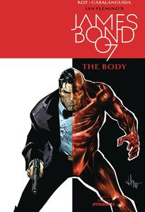 [James Bond: The Body #1 (Cover A Casalanguida) (Product Image)]