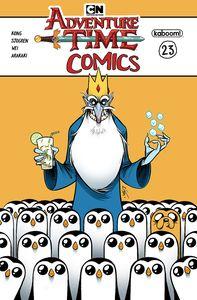 [Adventure Time Comics #23 (Subscription Duarte Variant) (Product Image)]