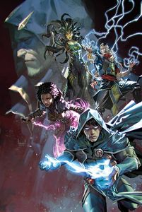 [Magic The Gathering #2 (Cover F Ngu virgin Variant) (Product Image)]