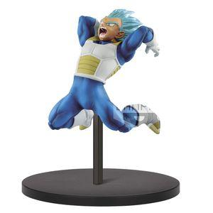 [Dragon Ball Super: Chosenshiretsuden Statue: Volume 7: A Super Saiyan God Super Saiyan Vegeta (Product Image)]