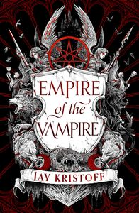 [Empire Of The Vampire: Book 1: Empire Of The Vampire (Hardcover) (Product Image)]