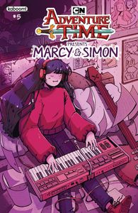 [Adventure Time: Marcy & Simon #5 (Preorder Marcy) (Product Image)]