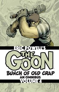 [The Goon: Bunch Of Old Crap: Volume 4 (Product Image)]