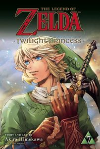 [Legend Of Zelda: Twilight Princess: Volume 7 (Product Image)]