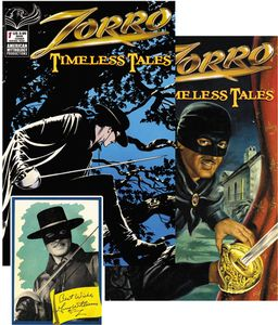 [Zorro: Timeless Tales (Reader Pack) (Product Image)]