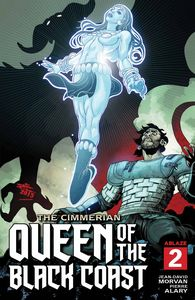 [Cimmerian: Queen Of The Black Coast #2 (Cover B Chriscross) (Product Image)]
