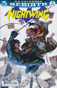 [Nightwing #32 (Variant Edition) (Product Image)]