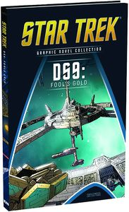 [Star Trek: Graphic Novel Collection: Volume 59: Deep Space 9 Fools Gold (Product Image)]