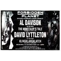 [Al Davison and David Lyttleton Signing (Product Image)]