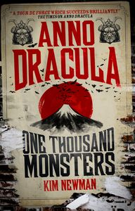 [Anno Dracula: One Thousand Monsters (Product Image)]