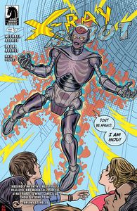 [X-Ray Robot #3 (Cover A Allred) (Product Image)]