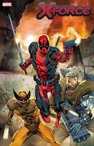[X-Force #18 (Liefeld Deadpool 30th Variant) (Product Image)]