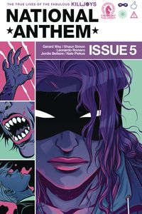 [True Lives Of The Fabulous Killjoys: National Anthem #5 (Cover B Becky Cloonan) (Product Image)]