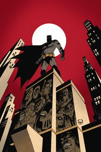 [The cover for Batman: The Adventures Continue #1]