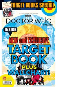 [Doctor Who Magazine #561 (Target Books Special) (Product Image)]