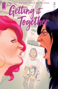 [Getting It Together #3 (Cover A Fine) (Product Image)]
