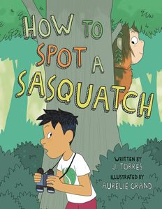 [How To Spot A Sasquatch (Product Image)]
