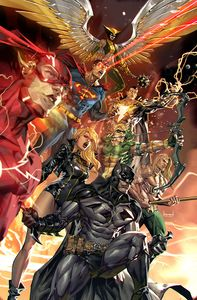 [Justice League #60 (Cover B Kael Ngu Card Stock Variant) (Product Image)]