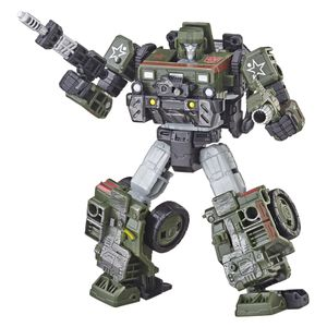 [Transformers: War For Cybertron: Siege Deluxe Action Figure: Hound (Product Image)]
