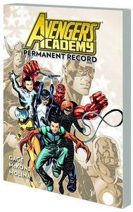 [Avengers Academy: Volume 1: Permanent Record (Product Image)]