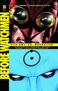 [Before Watchmen: Nite Owl/Dr Manhattan (Product Image)]