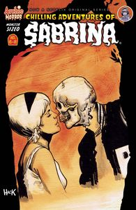 [Monster Sized Chilling Adventures Of Sabrina #1 (Product Image)]