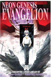 [Neon Genesis Evangelion: 3-In-1 Edition: Volume 4 (Product Image)]
