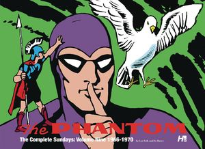 [The Phantom: The Sundays: Volume 9: 1966-1970 (Hardcover) (Product Image)]