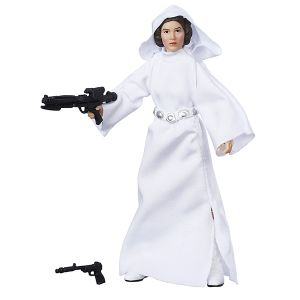 [Rogue One: A Star Wars Story: Black Series: Wave 3 Action Figure: Episode IV Princess Leia Organa (Product Image)]