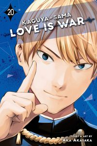 [Kaguya-sama: Love Is War: Volume 20 (Product Image)]