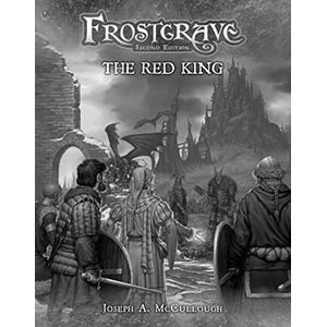 [Frostgrave: The Red King (Product Image)]