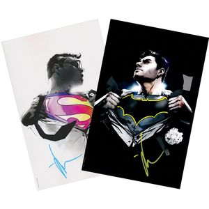 [Action Comics #1000 & Batman #50 (Signed Jock Virgin Set) (Product Image)]