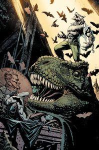[Batman Vs Bigby: A Wolf In Gotham #2 (Product Image)]