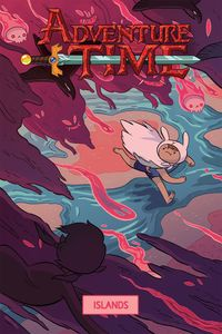 [Adventure Time: Volume 10: Islands (Product Image)]