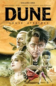 [Dune: House Atreides: Volume 1 (Hardcover Limited Edition) (Product Image)]