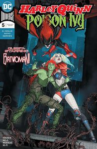 [Harley Quinn & Poison Ivy #5 (Product Image)]