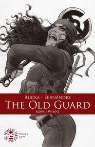 [Old Guard #2 (Cover B Women's History Month Variant) (Product Image)]