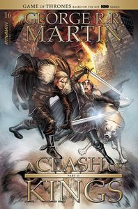 [George R.R Martin's A Clash Of Kings #16 (Cover A Miller) (Product Image)]