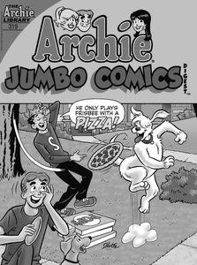 [Archie: Jumbo Comics Digest #319 (Product Image)]