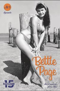 [Bettie Page: Unbound #3 (Cover E Photo) (Product Image)]