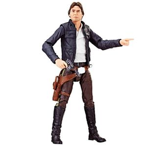 [Star Wars: Black Series Action Figure: Han Solo (Bespin) (Product Image)]