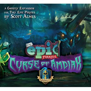 [Tiny Epic Pirates: Curse Of Amdiak Expansion (Product Image)]