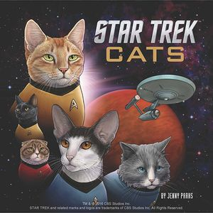 [Star Trek: Cats (Hardcover) (Product Image)]