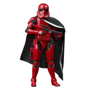 [Star Wars: Galaxy's Edge: Black Series Action Figure: Captain Cardinal (Product Image)]