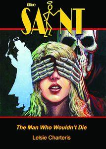 [The Saint: The Man Who Wouldn't Die (Product Image)]